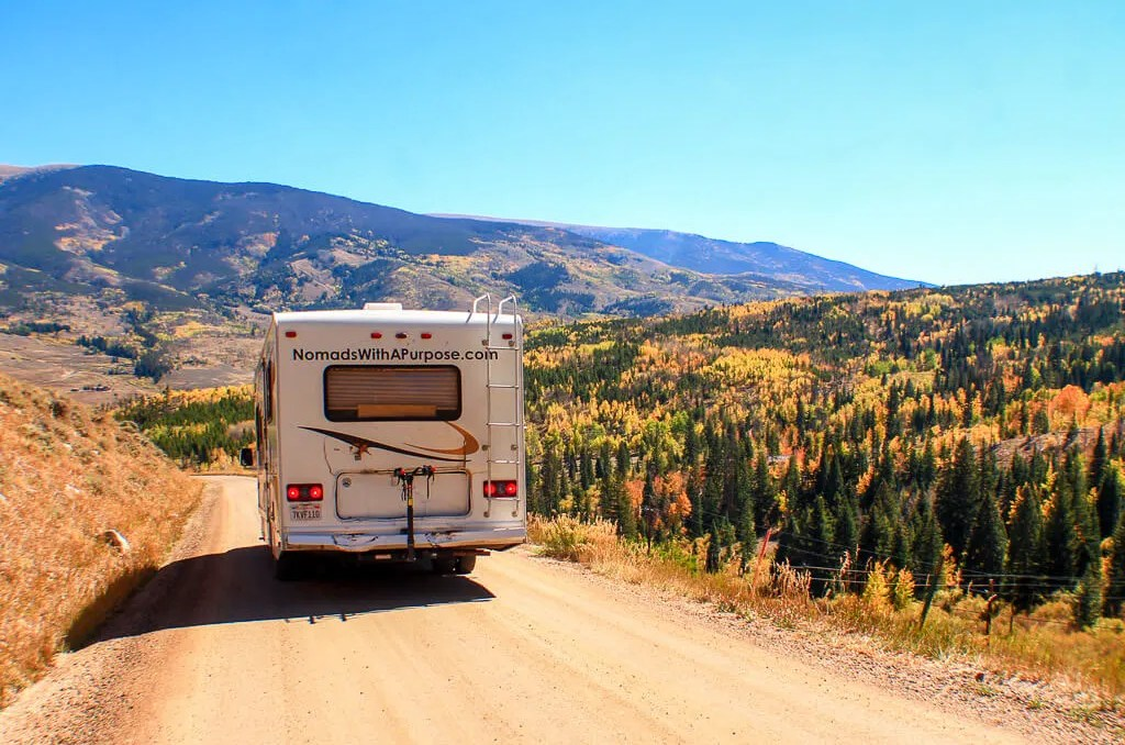 Secluded Forest Roads with epic camping, Things to Do in Silverthorne
