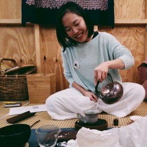 how to brew tea with a bowl with kaishan