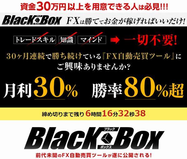 BlackBox(ブラックボックス) 熊本圭佑