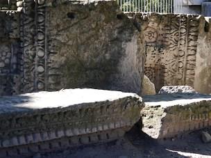 Roman carvings