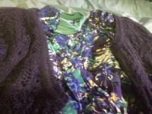 Dress and Cardi
