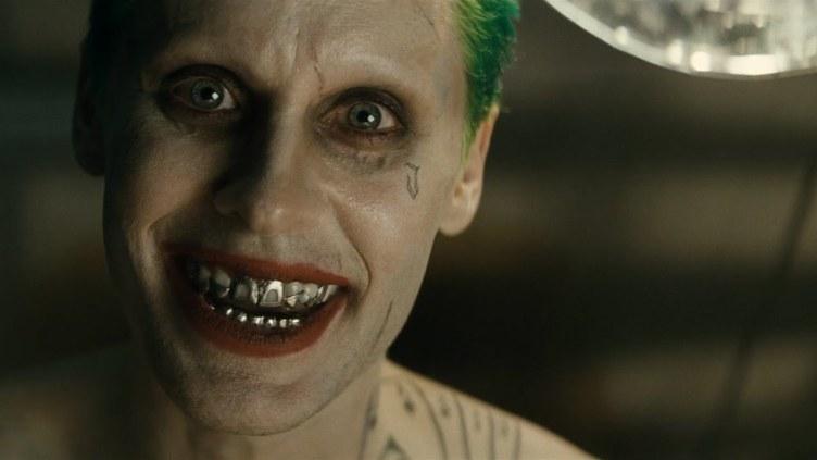 Jared Leto The Joker Suicide Squad