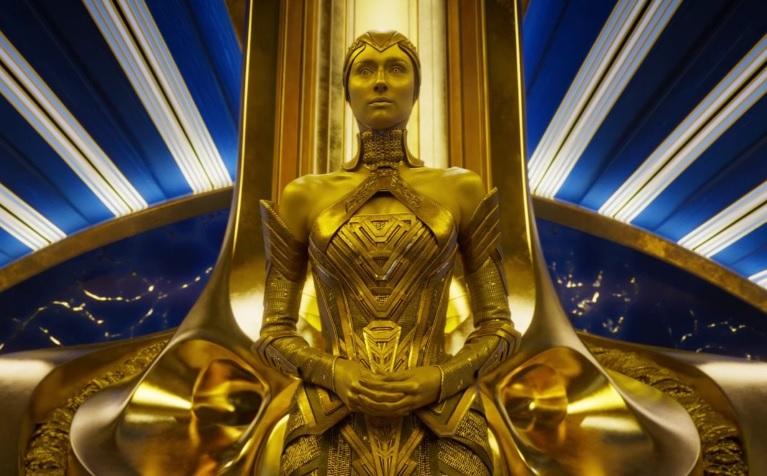 Guardians Of The Galaxy Vol 2 Ayesha