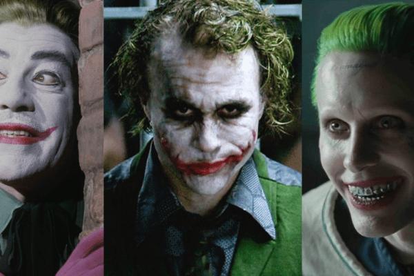 The Joker Past Present Future