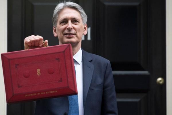 Autumn Budget 2017 Philip Hammond