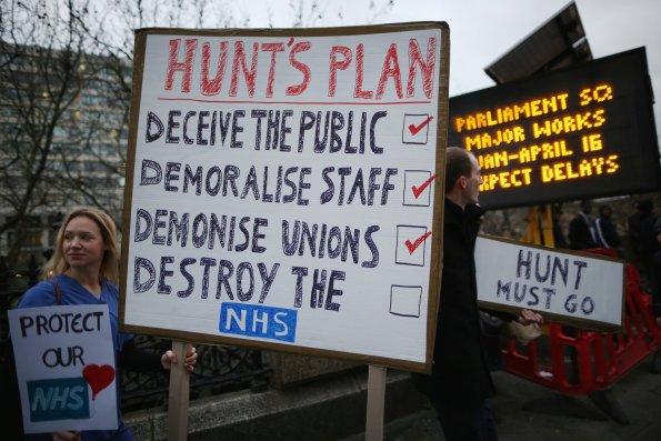 NHS-Protest-Jeremy-Hunt