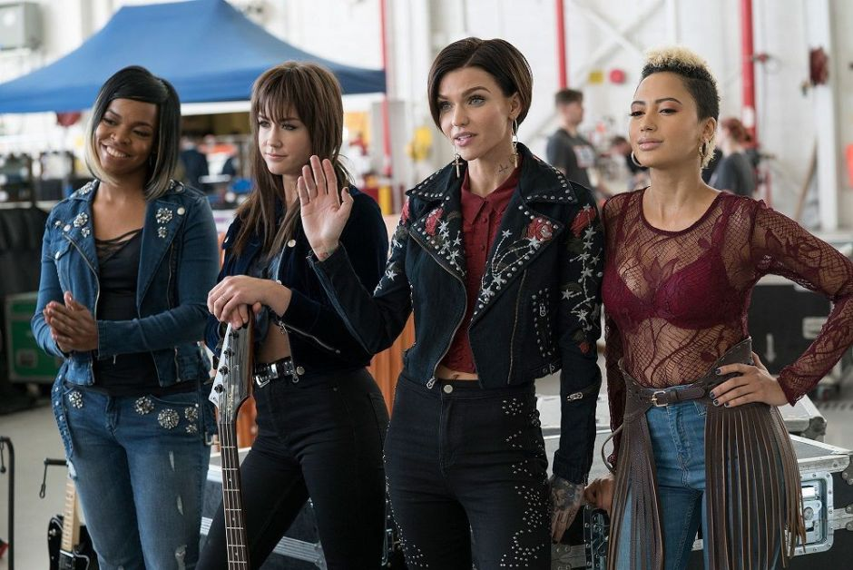 Ruby Rose Pitch Perfect 3