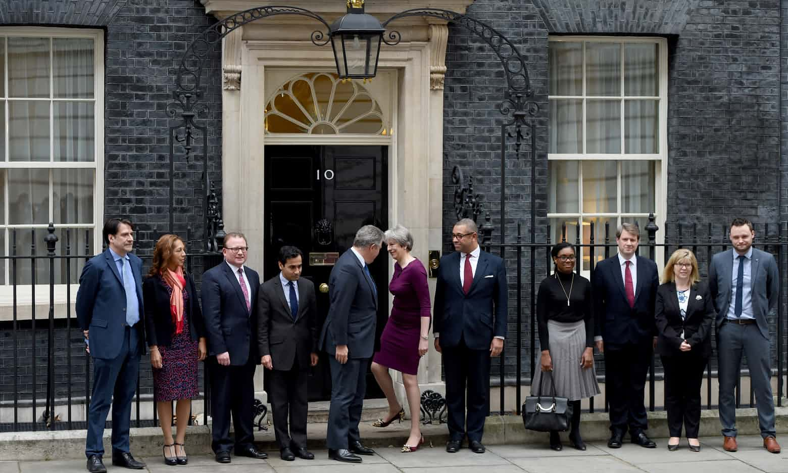 Theresa May Cabinet Reshuffle