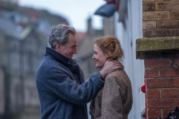 Phantom Thread Daniel Day Lewis Vicky Krieps