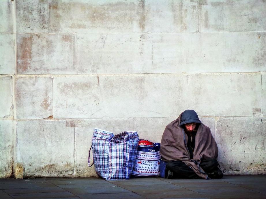Homelessness Deaths UK Rising 2018