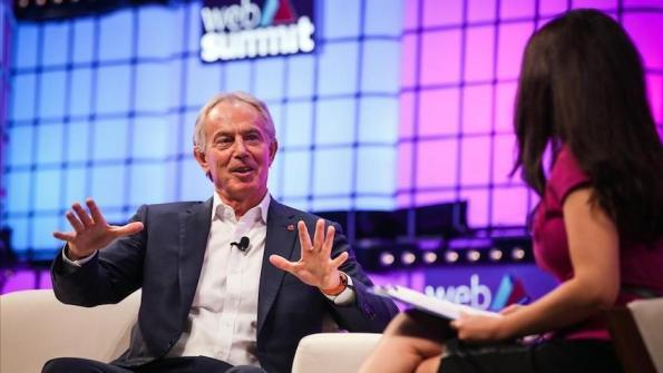 Tony Blair Web Summit