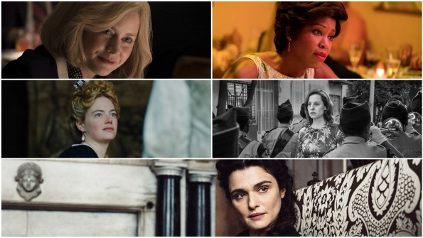 Best supporting actress Oscars 2019