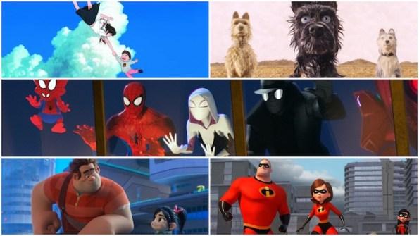 Best animated film Oscar 2019