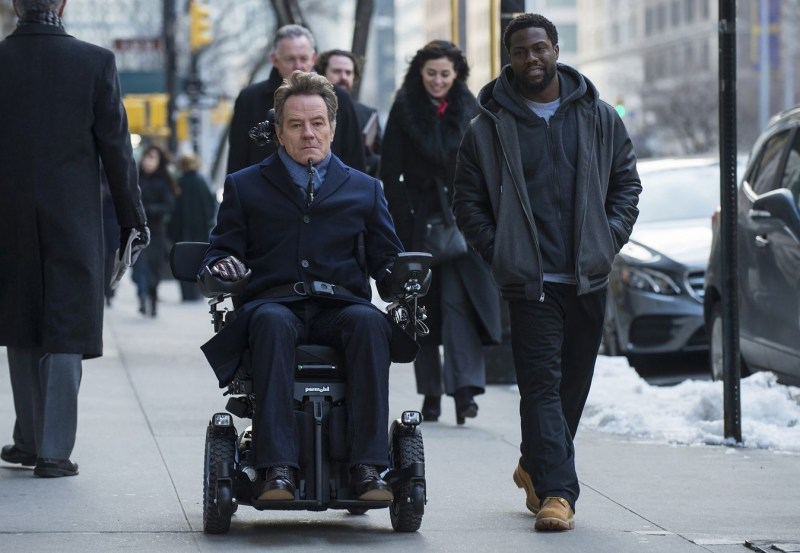 Bryan Cranston in The Upside