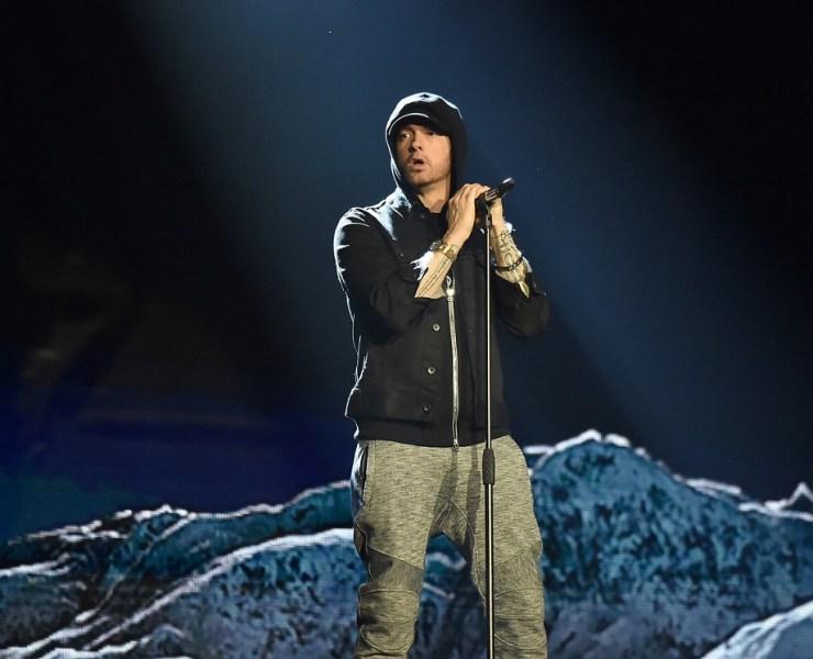 Eminem Albums Ranked