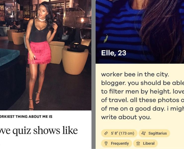 Using dating apps to find a husband