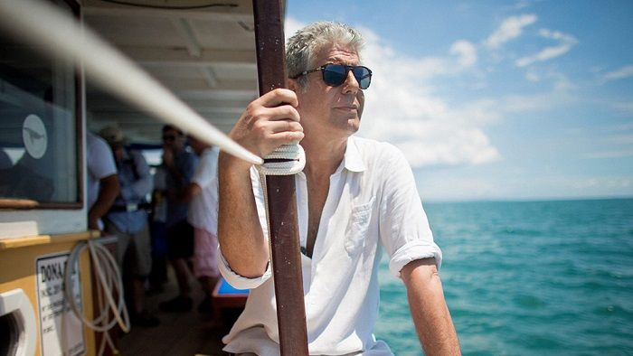 Anthony Bourdain Parts Unknown