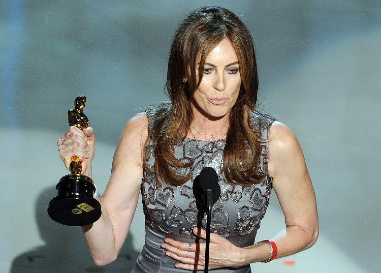 Kathryn Bigelow Oscars
