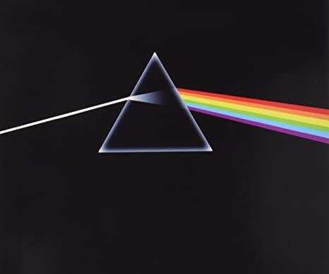 Dark Side of The Moon Pink Floyd album