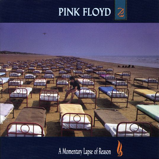 Pink Floyd A Momentary Lapse Of Reason album