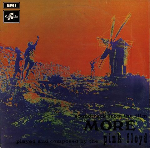 Pink Floyd More album