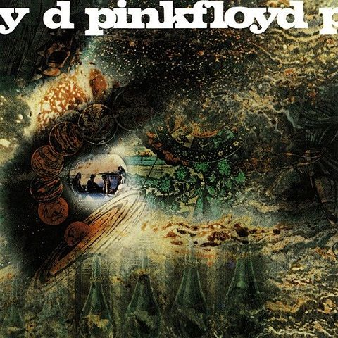 Pink Floyd Saucerful of Secrets album