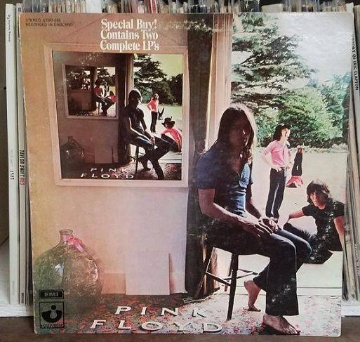 Pink Floyd Ummagumma album