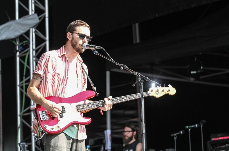 Local Natives at Melt Festival in 2013