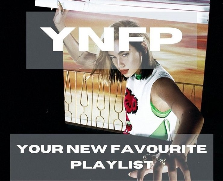 Your New Favourite Playlist Break Out