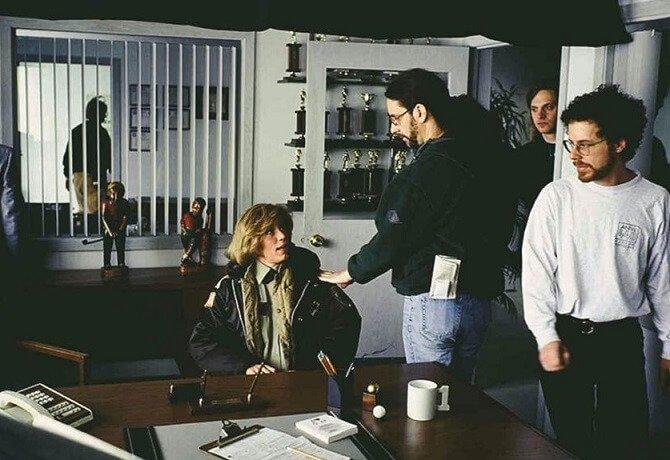 Joel & Ethan Coen & Frances McDormand