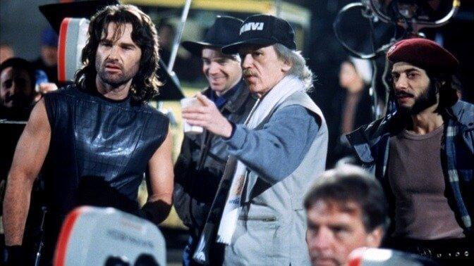 John Carpenter & Kurt Russell
