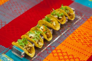 Local Rabbit Tacos @ Mexico Lindo