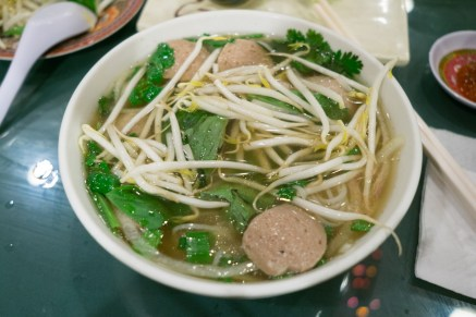Beef Ball Pho - Thai Son