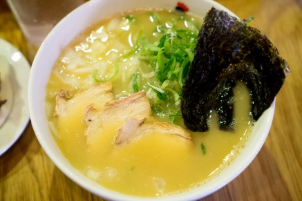 Totto Chicken Paitan Ramen - Totto Ramen