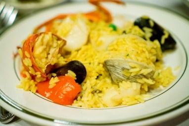 seafood paella - Sevilla