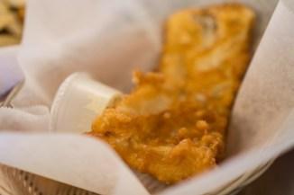 Cod Fried Fish - A Salt & Battery