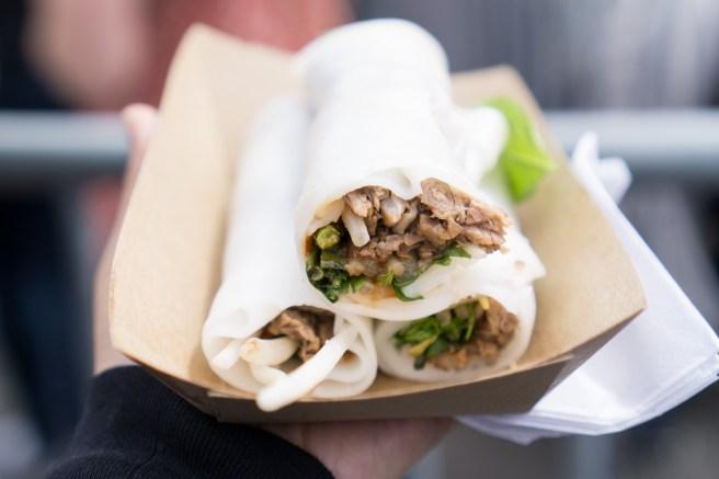 Pho Rolls - BEP Eatery - Smorgasburg