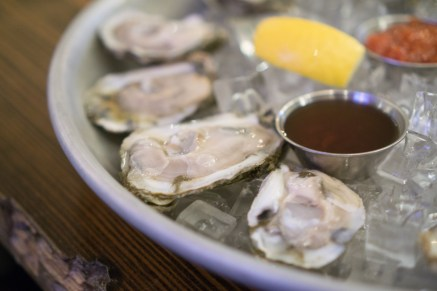 Blue Point Oysters - John Doe