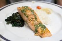 Salmon - Westerdam Cruise