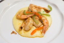 Shrimp & Grits - Westerdam Cruise