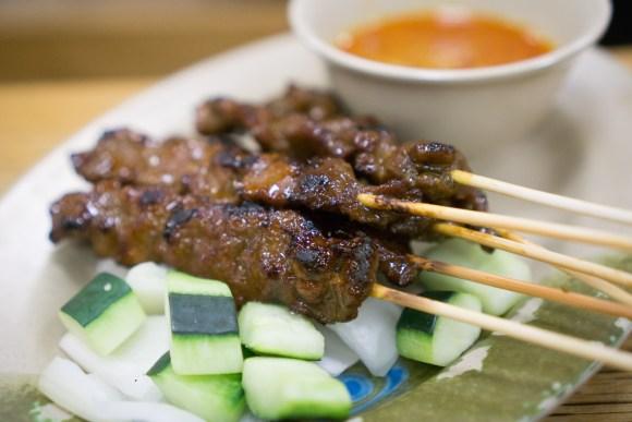 Beef Satay - Taste Good