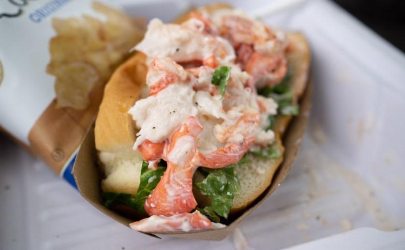 Lobster Rolls of Bar Harbor, Maine