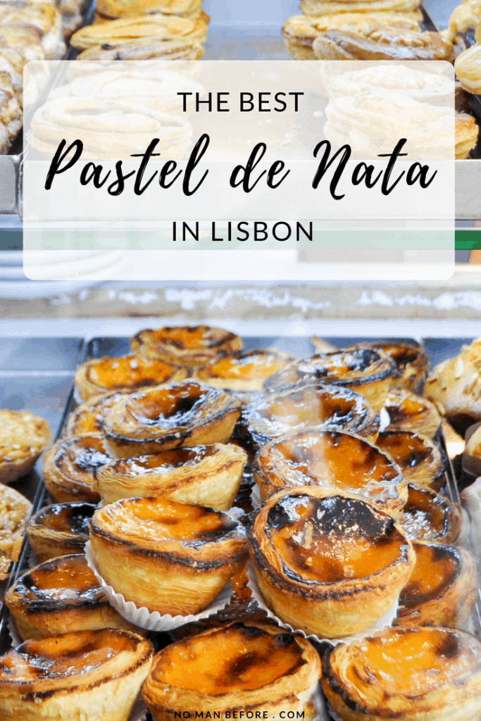 The Best Pastel de Nata in Lisbon, Portugal