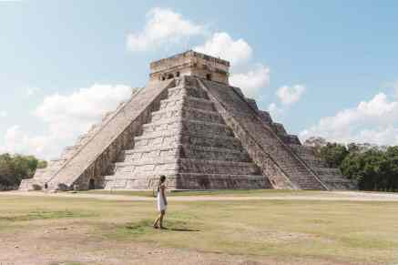 Visit Chichen Itza, ancient Mayan Ruins   Things to do Near Tulum, Mexico