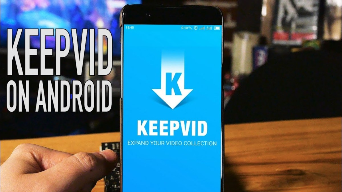 Download KeepVid APK V3.1.1.5 Latest Version MP3 Music