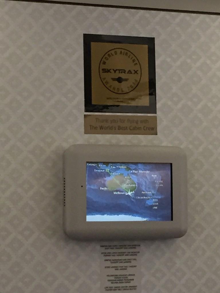 Garuda Indonesia Skytrax Award
