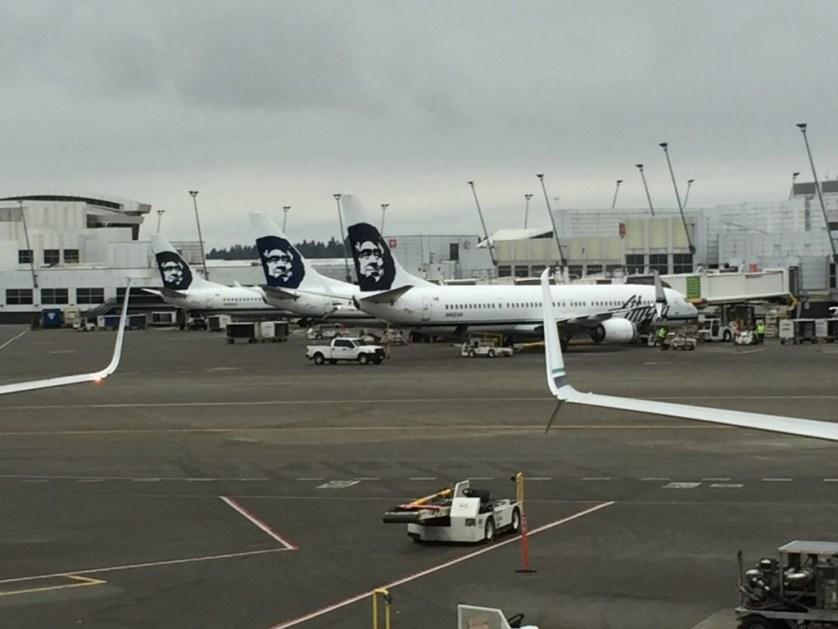 Alaska Planes