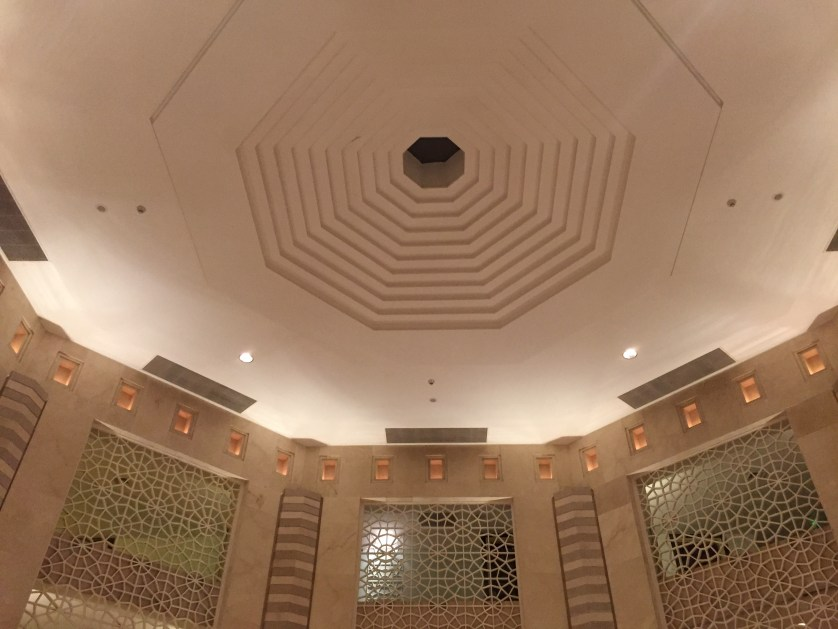 Hilton Luxor Ceiling
