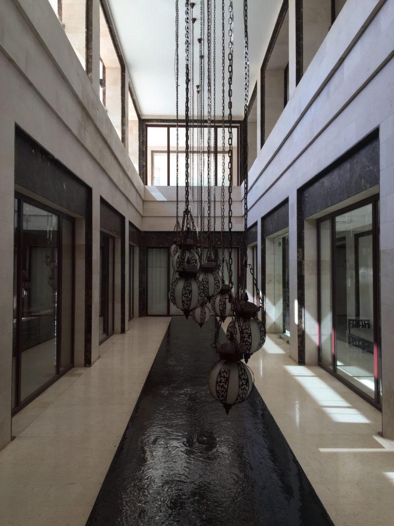 Hilton Luxor Grounds