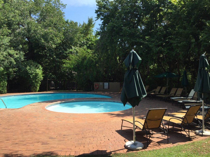 Protea Kruger Hotel Pool